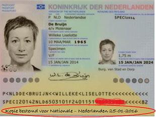 Informatie over identiteitsfraude : Nationale-Nederlanden Belastingdienst Particulier
